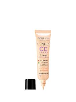Fond de ten Bourjois CC Cream, 34 Hale, 30 ml imagine produs
