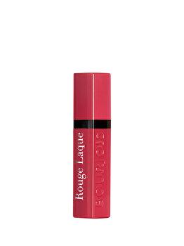 Ruj de buze Bourjois Rouge Laque, 02 Toute Nude, 6.5 ml imagine produs