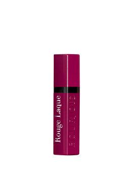 Ruj de buze Bourjois Rouge Laque, 07 Purpledelique, 6.5 ml imagine produs