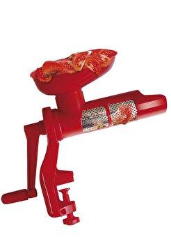 Presa manuala pentru fructe si legume VANORA 1PM-1000 rosie 1PM-1000