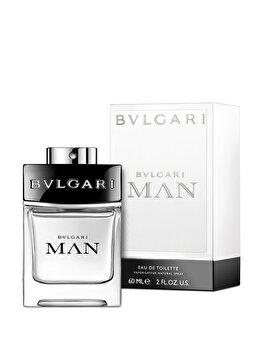Apa de toaleta Bvlgari Man, 60 ml, pentru barbati imagine produs