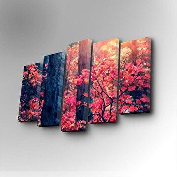 Tablou decorativ Art Five, 747AFV1260, Multicolor imagine