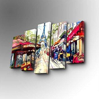 Tablou decorativ Art Five, 747AFV1344, Multicolor