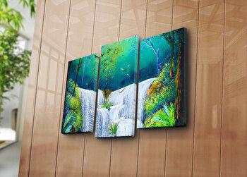 Tablou decorativ Bonanza, 242BNZ3223, Multicolor