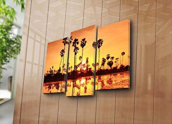 Tablou decorativ Bonanza, 242BNZ3227, Multicolor