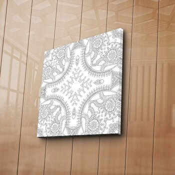 Tablou decorativ de colorat, canvasMy Design, 749MDN1216, Multicolor imagine