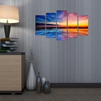 Tablou decorativ Charm, 223CHR2962, Multicolor imagine