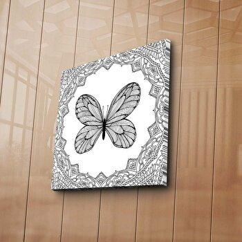 Tablou decorativ de colorat, canvasMy Design, 749MDN1330, Multicolor imagine