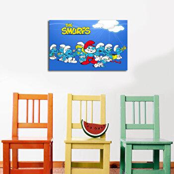 Tablou decorativ canvas Taffy, 241TFY1279, Multicolor