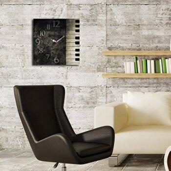 Ceas Decorativ De Perete Home Art, 238hma3174, Multicolor