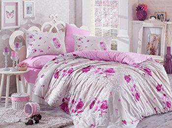 Lenjerie de pat, Hobby, 113HBY2660, Multicolor imagine