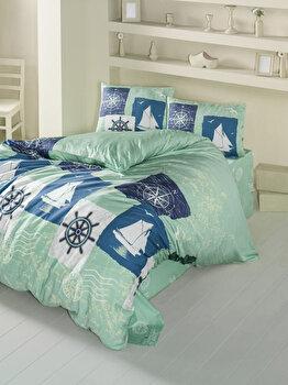 Lenjerie de pat, Victoria, 121VCT2335, Multicolor imagine