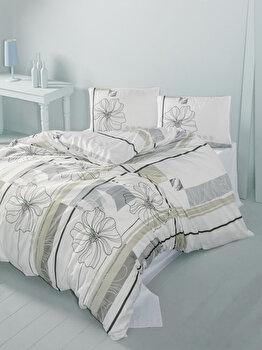 Lenjerie de pat, Victoria, 121VCT2342, Multicolor imagine