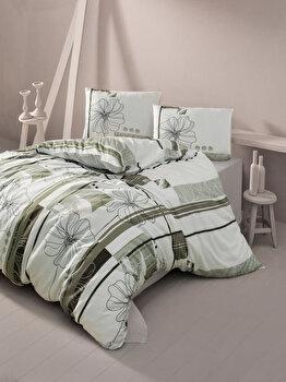 Lenjerie de pat, Victoria, 121VCT2344, Multicolor imagine