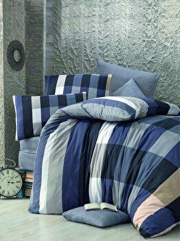 Lenjerie de pat, Victoria, 121VCT2483, Multicolor elefant