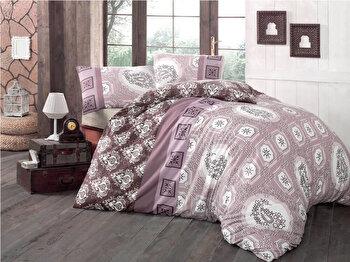 Lenjerie de pat, Victoria, 121VCT2464, Multicolor imagine