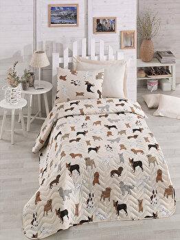 Lenjerie de pat, Eponj Home, 143EPJ9570, Multicolor imagine