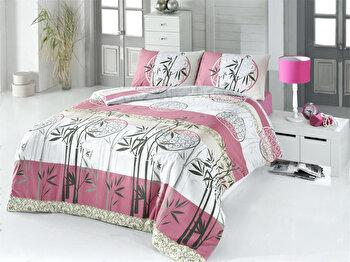 Lenjerie de pat, Victoria, 121VCT2324, Multicolor imagine