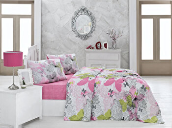 Cuvertura de pat, Victoria, 121VCT5104, Multicolor