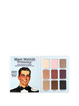 Paleta farduri de pleoape Meet Matt(e) Trimony poza