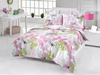 Lenjerie de pat, Victoria, 121VCT2425, Multicolor imagine
