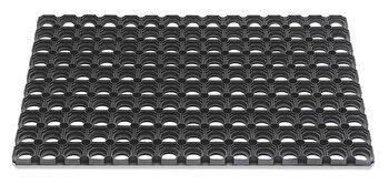 Covoras Intrare Decorino S12-043901, Negru, 40x60 cm imagine