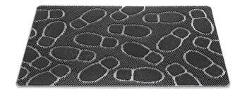 Covoras Intrare Decorino S12-043201, Negru, 40x60 cm