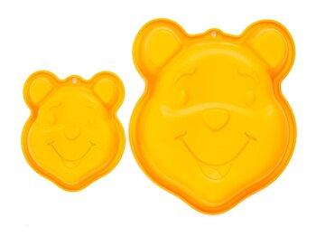 Forme Disney Winnie The Pooh, 2 bucati, 68219, Galben