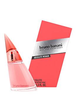 Apa de toaleta Bruno Banani Absolute Woman, 40 ml, pentru femei imagine produs