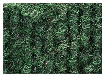 Traversa Decorino Unicolor CT196-130407, Verde, 100x200 cm imagine