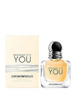 Apa de parfum Giorgio Armani Because It's You, 50 ml, pentru femei poza
