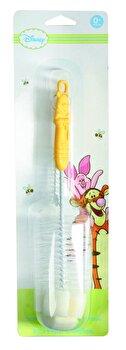 Perie de curatat Disney, Wiennie The Pooh, 28793, Galben imagine
