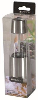 Rasnita electrica pentru piper Ambition, 37767, Argintiu imagine