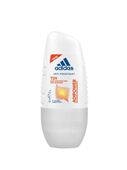 Deodorant roll-on Adidas Adipower, 50 ml, pentru femei poza