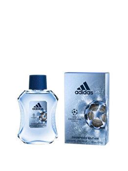 After shave Adidas UEFA Champions Edition, 100 ml, pentru barbati imagine