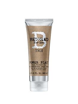Gel de par Bed Head Power Play pentru barbati, 200 ml