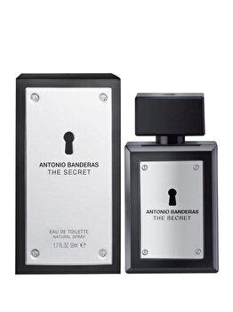 Apa de toaleta Antonio Banderas The Secret, 50 ml, pentru barbati imagine produs