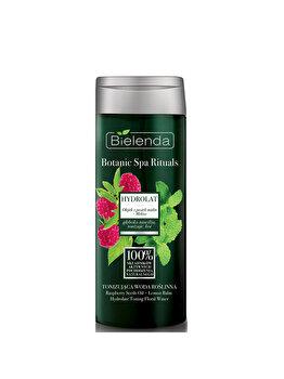 Apa florala tonifianta Bielenda, Botanic Spa Rituals, cu ulei de zmeura si balsam de lamaie, 200 ml imagine produs