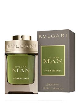 Apa De Parfum Bvlgari Man Wood Essence, 100 Ml, Pentru Barbati