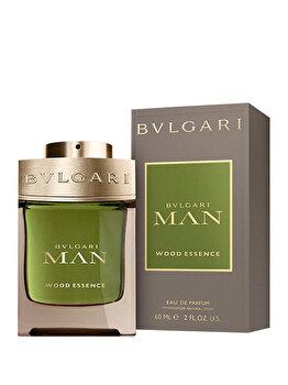 Apa de parfum Bvlgari Man Wood Essence, 60 ml, pentru barbati imagine produs