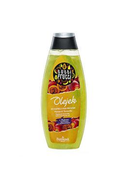 Gel de baie si dus cu aroma de papaya si tamarillo, 425 ml poza