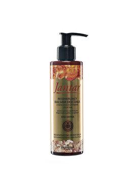 Balsam pentru corp regenerant cu esenta de chihlimbar si platina, Jantar, 200 ml imagine produs