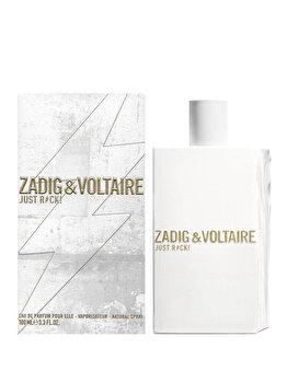 Apa de parfum Zadig & Voltaire Just Rock! For Her, 100 ml, pentru femei poza