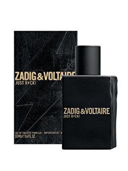 Apa de toaleta Zadig & Voltaire Just Rock! For Him, 50 ml, pentru barbati