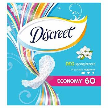 Protej-slip Discreet Spring Breeze Deo, 60 buc. imagine produs