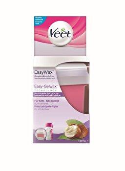 Rezerva kit depliare electric cu ceara Veet Easy Wax, 50 ml imagine produs