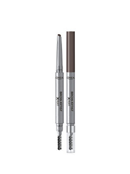 Creion sprancene L'Oreal Paris Brow Artist X-Pert 108 Warm Brunette, 0.2 g imagine produs