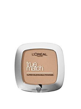 Pudra compacta L'Oreal Paris True Match 3D/W Golden Beige cu acoperire lejera, 10 g imagine produs