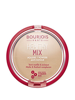 Pudra compacta Bourjois Healthy Mix, 003 Dark Beige, 11 g imagine produs