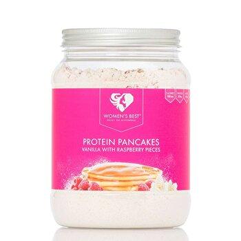 Clatite Proteice - Vanilie & Zmeura 500 g Women's Best